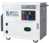 Дизельный генератор Konner&Sohnen KS 9200HDES-1/3 ATSR