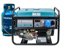 Газобензиновый генератор Konner&Sohnen KS 10000E-G