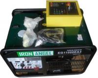 Бензиновый генератор Iron Angel EG11000EA3