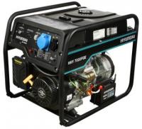 Газовый (Бензиновый) генератор Hyundai HHY 7020FGE