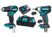 Набор инструментов Makita DLX2220
