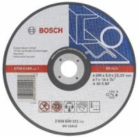 Bosch Круг отрезной по металлу 150х2,5 Bosch (2 608 600 382) для угловых шлифмашин