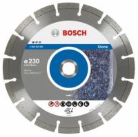 Bosch Круг алмазный по камню Bosch 300х22,23 Professional for Stone