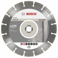 Bosch Круг алмазный по бетону Bosch 230х22,23 Professional