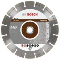 Bosch Круг алмазный по абразивным материалам Bosch 300х22,23 Professional