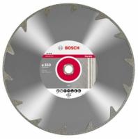Bosch Круг алмазный по мрамору Bosch 350х25,40