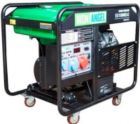 Бензиновый генератор Iron Angel EG15000EA3