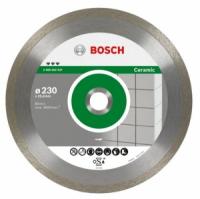 Bosch Круг алмазный по керамике 230х25,40