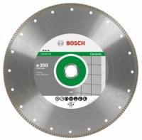 Bosch Круг алмазный по керамике 300х25,40