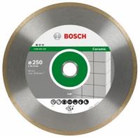 Bosch Круг алмазный по керамике 250х30/25,40 Professional