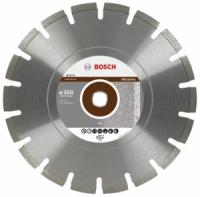 Bosch Круг алмазный по абразивным материалам 350х20/25,40 Professional