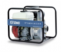 Мотопомпа SDMO ST 3.60H