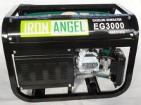 Бензиновый генератор Iron Angel EG3000