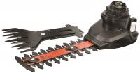 Насадка Multievo, Кусторез и садовые ножницы Black and Decker MTSS11