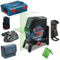 Комбинированный лазер Bosch GCL 2-50 CG+RM 2 (12 V)+BM 3 clip в L-Boxx (0601066H00)