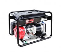 Бензиновый генератор Genmac Combi RG7300HEO