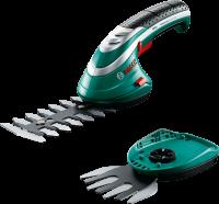 Аккумуляторные ножницы + кусторез Bosch ISIO 3