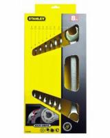 STANLEY Набор ключей гаечных комбинированных STANLEY (4-87-054)