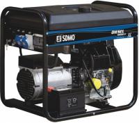 Дизельный генератор SDMO Diesel 10000 EXL+Modys