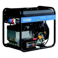 Дизельный генератор SDMO DIESEL 15000 TE XL MODYS