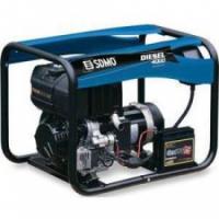 Дизельный генератор SDMO Diesel 4000 E-XL