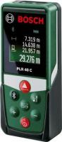 Лазерный дальномер Bosch PLR 40 C