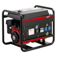 Бензиновый генератор Genmac Combiplus 5200R