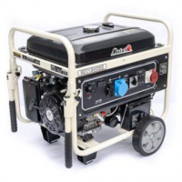 Бензиновый генератор Matari MX13003E (ДВУХРЕЖИМНЫЙ 380/220 В)
