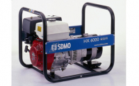 Бензиновый генератор SDMO HX 6000S