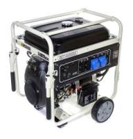 Бензиновый генератор Matari MX14003EA-ATS (ДВУХРЕЖИМНЫЙ 380/220 В)