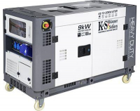 Дизельный генератор Konner&Sohnen KS 13-2DEW ATSR