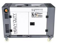 Дизельный генератор Konner&Sohnen KS14200HDES ATSR