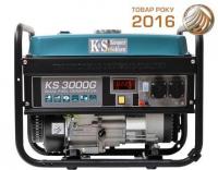 Бензиновый генератор Konner&Sohnen KS 3000 G