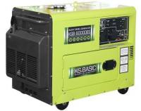 Дизельный генератор Konner&Sohnen KSB 6000DES-ATSR