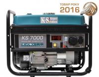 Бензиновый генератор Konner&Sohnen KS 7000