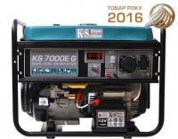 Бензиновый генератор Konner&Sohnen KS 7000E-G
