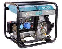 Дизельный генератор Konner&Sohnen KS 8102HDE