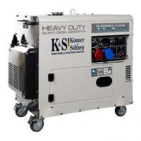 Дизельный генератор Konner&Sohnen KS 9202HDES-1/3 ATSR