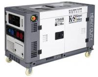 Дизельный генератор Konner&Sohnen KS 13-2DEW 1/3 ATSR