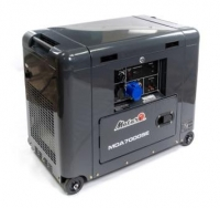 Дизельный генератор Matari MDA7000SE