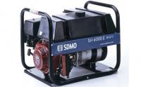 Бензиновый генератор SDMO SH 6000S