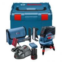 Комбинированный лазер Bosch GCL 2-50 C+RM2 (12 V)+BM 3 clip в L-Boxx (0601066G03)