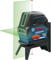 Комбинированный лазер Bosch GCL 2-15 G+RM1+кейс (0601066J00)