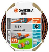 """Шланг Gardena Comfort FLEX 13 мм (1/2"""")(18034)"""
