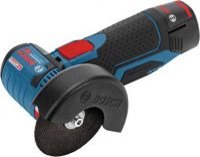 Аккумуляторная угловая шлифмашина Bosch GWS 12V-76 Professional (06019F2000)