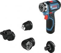 Аккумуляторная дрель-шуруповёрт Bosch GSR 12V-15 FC Professional (06019F6000)