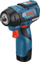 Аккумуляторный ударный гайковёрт Bosch GDS 12V-115 Professional (06019E0101)