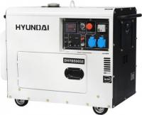 Дизельный генератор Hyundai DHY 8500SE