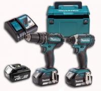 Набор инструментов Makita DLX2127TJ1