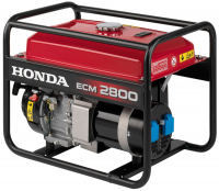 Бензиновый генератор HONDA ECM 2800